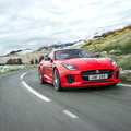 Jaguar updates F-Type with 4-cylinder engines and latest in-car tech