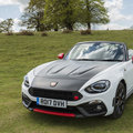 Abarth 124 Spider review: Frivolous fun... if you can afford one