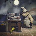 Little Nightmares review: A dreamy little horror game