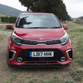Kia Picanto (2017) review: Small, sporty and savvy