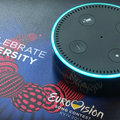 """Alexa, how many times has the UK won nil points?"": Alexa knows everything about Eurovision"