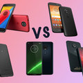 Motorola Moto C, Moto E, Moto G, Moto Z, Moto One compared: Which Moto is right for you?