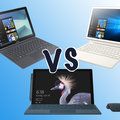 Microsoft Surface Pro vs Huawei MateBook E vs Samsung Galaxy Book: Batalla de los 2 en 1