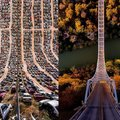 19 incredible aerial photographs that turn the world into a roller coaster ride