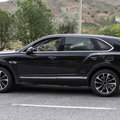 Bentley's monstrous Bentayga SUV will go green in 2018
