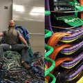 58 insanely neat photos of cables that belong in a modern art gallery
