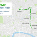 CityMapper is launching a night bus service in London this August
