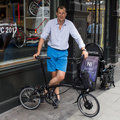 Riding the Brompton Electric: This is a magnificent electric bike