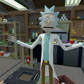 Rick and Morty Revisión virtual de Rick-ality: es hora de ponerse schwifty