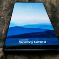 Samsung Galaxy Note 8 design shown in leaked dummy unit pics