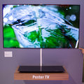 Toshiba Poster TV concept is a wafer-thin rival to LG's Wallpaper