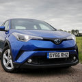 Revisión de Toyota C-HR: ¿High-roller o mid-of-the-roader?