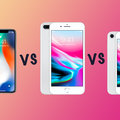 Apple iPhone X vs iPhone 8 Plus vs iPhone 8: What's the difference?