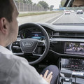 Audi A8 with AI: How Audi Traffic Jam Pilot autonomous driving tech works