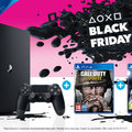 Grab yourself a PS4 Pro, FIFA 18 and COD: WW2 for under £300, 12-month PS Plus for just £37.49