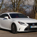 Lexus RC 300h-recension: Coupé-gåta