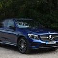Mercedes-Benz GLC Coupe review: Does it blend?
