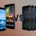 Nokia 6 (2018) vs Nokia 6 (2017): What's the difference?