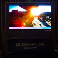 LG W8 OLED TV initial review: Signature set brings processor, voice-control and HDR enhancements