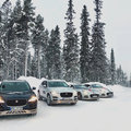 Would you drive a Jaguar on a frozen lake? We did