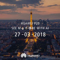 Huawei just confirmed its next flagship is called P20 in new teaser
