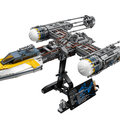 The latest Lego Star Wars set is a superb model of the Y-Wing Starfighter