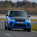 Range Rover Sport SVR review: Land Rover lets its hair down