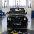 London's new black taxi: A thoroughly modern electric affair
