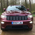 Jeep Grand Cherokee review : Un croiseur confortable et commandant