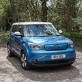 Kia Soul EV review: Good, green SUV fun