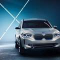 BMW reveals Concept iX3 all-electric SUV, will go on sale in 2020