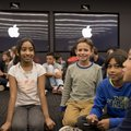 Apple has a UK silicon design team - and has opened its doors to inspire kids