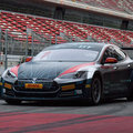 Souped-up Teslas to compete in Electric GT racing series beginning in November