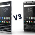 BlackBerry Key2 vs BlackBerry KeyOne : Quelle est la différence ?