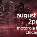 Motorola will reveal its next phone in Chicago on 2 August
