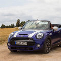 Mini Convertible Cooper S review: Topless plezier