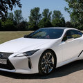 Lexus LC500 review: A rare and wonderful GT