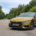 Volkswagen Arteon review: A four-door coupe with added spice