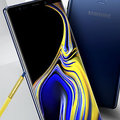 Galaxy Note 9 and bright yellow stylus revealed in leaked pic