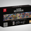 Super Smash Bros Ultimate bundle includes a GameCube controller