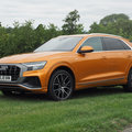 Audi Q8 review: An imposing premium SUV