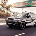 Self-driving Range Rover successfully travels around UK roads