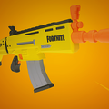 Best Fortnite merch: Nerf AR-L Blaster, R/C Battle Bus with AR, and more