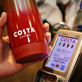 Costa Clever Cup will hold your coffee refills and pay for them through contactless