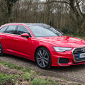 Revisión del Audi A6 Avant: Tech tour de force