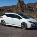 New Nissan Leaf e+ gets a 62 mile range bump with larger battery and more powerful motor