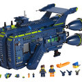 Lego's latest Lego Movie 2 set is 1,800 piece spaceship The Rexcelsior