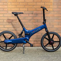 Gocycle GX is a folding bike to rival the Brompton Electric