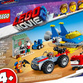 De 21 Lego-sets uit The Lego Movie 2: The Second Part - elke set gedekt