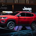 Jeep unveils new plug-in hybrid Renegade and Compass